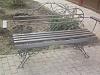 Изготовление кованых скамеек в Барнауле