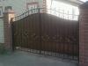 Кованые ворота в барнауле